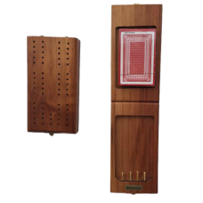 Blackwood Cribbage Board