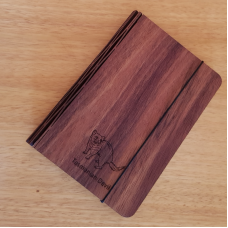 Tasmanian Blackwood Small Notebook Cover