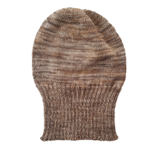 Tasmanian Pure Merino Wool Beanie - Browns