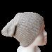 Tasmanian Pure Merino Wool Beanie - Oatmeal