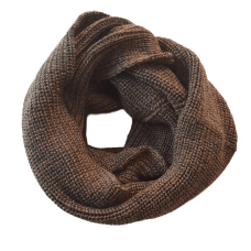 Merino Wool Forest Fleck Scarf - Extra Wide
