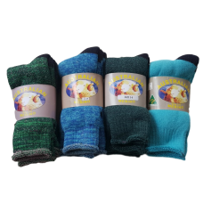 Australian Made Merino Wool Socks - 3 Pack, Size 2-8