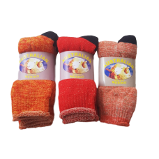 Australian Made Merino Wool Socks - 3 Pack Size 6-11