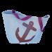 Quality Shadecloth Totebag - Anchor