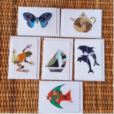 Hand Crafted Blank Cards