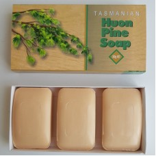 Huon Pine Soap Pack