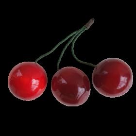 Tas Oak Painted Cherries - Large