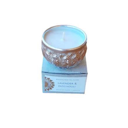 Small Blessing Bowl Soy Candle