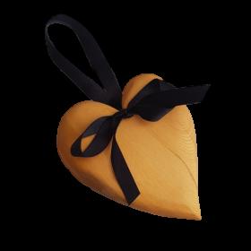 Hand Crafted Heart - Huon Pine