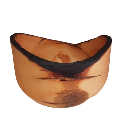 Rustic Huon Pine Bowl