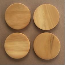 Huon Pine Coasters - Set of 4