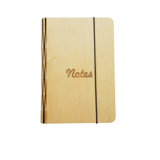Huon Pine Notebook Cover - Small