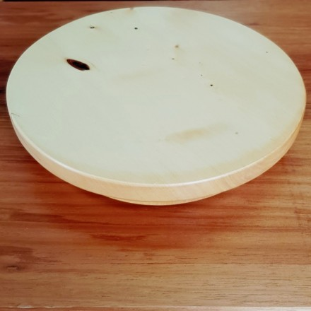 Huon Pine Lazy Susan - Small