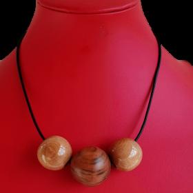 Myrtle Bead Necklace