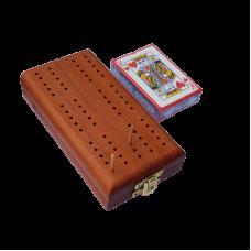 Myrtle Cribbage Board