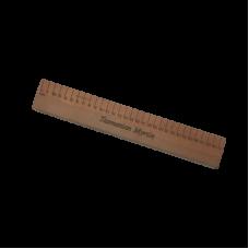 Myrtle Wood Ruler
