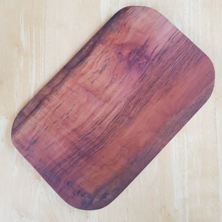 Myrtle Burl Bread or Cheese Board
