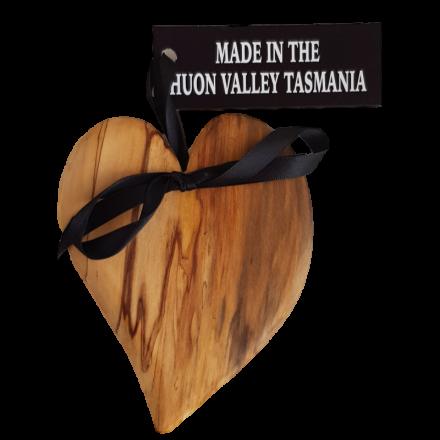 Hand Crafted Heart - Blackheart Sassafras