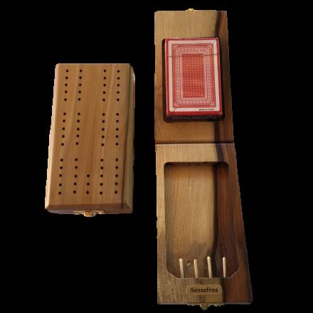 Sassafras Crib Board