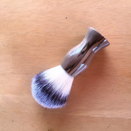 Shaving Brush - Sassafras Handle