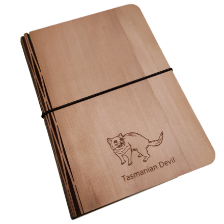 Tasmanian Sassafras Small Notebook Cover