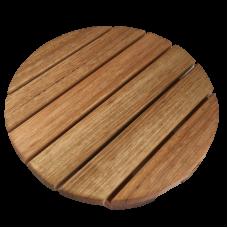 Tasmanian Oak Trivet - Round